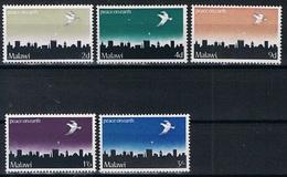 Malawi Y/T 118 / 122 (**) - Malawi (1964-...)