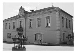 MEZERIAT - Salle Des Fêtes - France