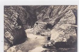 Broc.- Gorges De La Jogne, Passerelle - FR Fribourg