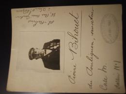 Photo Sauveteur En Mer Pierre Bihouet Du Pouliguen Saint Nazaire 1930 Médailles Décorations - Guerre, Militaire