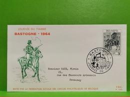 Journée Du Timbre, Bastogne 1964 - 1961-70