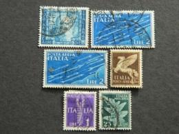 Lotto Posta Aerea 2 - 1900-44 Vittorio Emanuele III