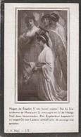 Jozef Maria August Van Den Broeck-boisschot 1908-1927 - Images Religieuses