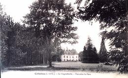 Cellettes  - La Gagnotterie - Vue Avec Le Parc - France