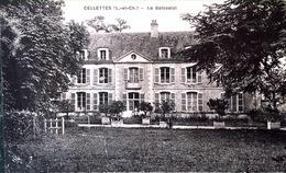 2 CP De Cellettes  - Le Boisselat  (ou Le Boisselas) - France
