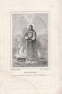 Joannes Baptista Criel-sleydinge 1777-1853 - Images Religieuses
