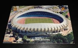 "Cartolina Stadio ""Anoeta"" San Sebastian / Postcard Stadium / Stadion / Estadio / Stade 10x15 Cm - Football"