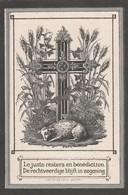 Joseph Frans De Coster-sint-nikolaas 1887 - Images Religieuses