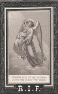 Leonardus Cosyn-velsique1916-oud Pauselijk Zouaaf - Images Religieuses