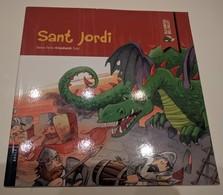 Libro Sant Jordi - Els Contes Del Follet - Children's