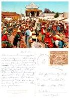 Market With Indians Of Chichicastenango, Guatemala, C.A. - Guatemala