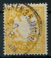 BAYERN Nr 67y Gestempelt X88FFDA - Bavaria