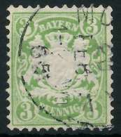 BAYERN Nr 47 Gestempelt X890102 - Bavaria