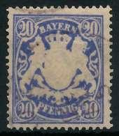BAYERN Nr 57Bxa Gestempelt X89017A - Bavaria
