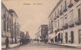 SIRACUSA -CARTOLINA FORMATO PICCOLO NON VIAGGIATA- - Siracusa