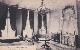 LE HAVRE D 76    HOTEL DE L AMIRAUTE  CHAMBRE DE LA REINE - Autres