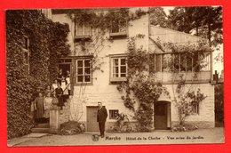 Marche En Famenne. Hôtel De La Cloche. Vue Prise Du Jardin. 1931 - Marche-en-Famenne