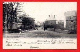 Marche En Famenne. Rue Victor Libert. 1903 - Marche-en-Famenne