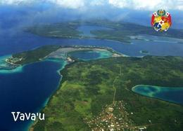 Tonga Vava'u Aerial View Vavau New Postcard - Tonga