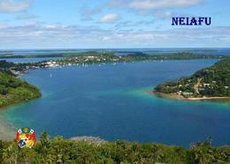 Tonga Neiafu Aerial View New Postcard - Tonga