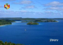 Tonga Vavau View New Postcard - Tonga