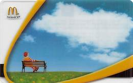 McDonalds Gift Card - Copyright 2007 - Gift Cards