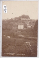 BRIEY- LE CHATEAU FORT - Briey