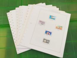 LOT N° E 39   THEMATIQUE SPORTS Sur Page D'albums Neufs Ou Obl. - Collezioni (senza Album)