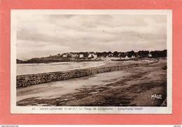 SAINT-LUNAIRE DINARD SAINT-MALO N° 25 PLAGE DE LONGCHAMP An: Vers 1930 Etat: TB Edit: Galy - Saint-Lunaire