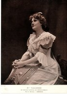 Coupure De Presse  - 1 Image - Année 1904 - Théâtre - Théâtre Opéra Comique - Madame Vallandri - Mireille - Prints & Engravings