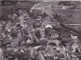 Vanvey - Vue Aérienne Sur L'Eglise - France
