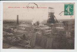 HENIN LIETARD - HENIN BEAUMONT - PAS DE CALAIS - MINES DE DROCOURT - LA FOSSE PARISIENNE - Henin-Beaumont