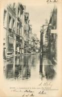 SL 41 BLOIS. Inondation De La Loire 1902 Rue Foulerie - Blois