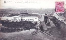 NAMUR - Vue Generale Du Theatre D été Et Du Stade Des Jeux - 1920 - Namen