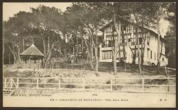 ARCACHON Rare Villa Ama Baïta (MD) Gironde (33) - Arcachon