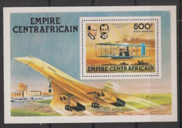 Centrafricaine - 1978 - Bloc Feuillet BF N°Yv. 25 - Concorde - Neuf Luxe ** / MNH / Postfrisch - Centrafricaine (République)