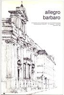 Tijdschrift Magazine School - Allegro Barbaro - Sint Barbaracollege Gent - 1982 - Books, Magazines, Comics