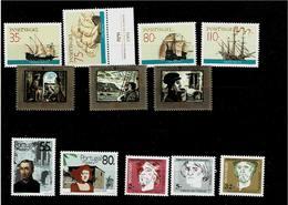 Portogallo ,12 Pezzi Nuovi MNH ,qualita Splendida - 1910-... Republic
