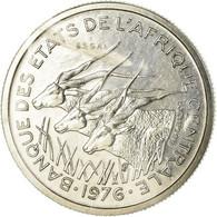Monnaie, États De L'Afrique Centrale, 50 Francs, 1976, Paris, ESSAI, FDC - Cameroun