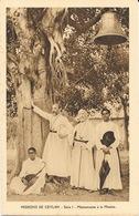 Missions Oblats De Marie Immaculée, Ceylan Série I - Missionnaires à La Mission - Carte Non Circulée - Missionen