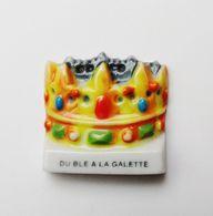 Fève Couronne Du Blé à La Galette - Dd3001 - Fèves