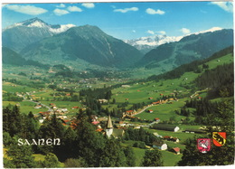 Saanen 1010 M - Gifferhorn, Wasserngrat, Wildhorn  - (Schweiz/Suisse) - BE Berne