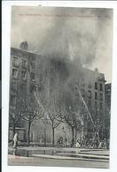 Saint Etienne Place De L'hotel De Ville Catastrophe 1907 - Saint Etienne