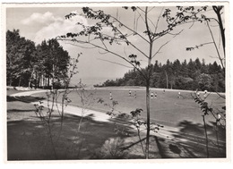 Magglingen: 300 Meter Laufbahn - Turn- Und Sportschule  - (Schweiz/Suisse) - 1955 - BE Berne