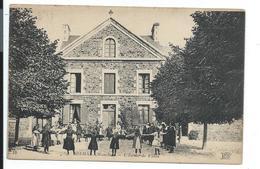Brehal L'école De Filles - Brehal