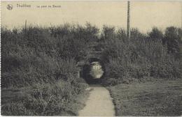 Thuillies    Le Pont De Baulet. - Thuin