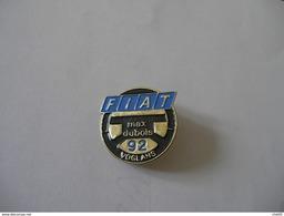 FIAT MAX DUBOIS VOGLANS - Fiat