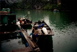 11266     LOT DE 10 PHOTOS COULEURS ASIE - Photos