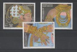 Somalie 1997 Bijoux 589-91 3 Val ** MNH - Somalia (1960-...)