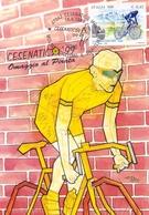 CESENATICO OMAGGO AL PIRATA PANTANI  MAXIMUM POST CARD  (GENN201365) - Cyclisme